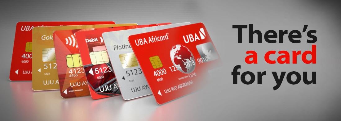 Get UBA Africard In Ghana