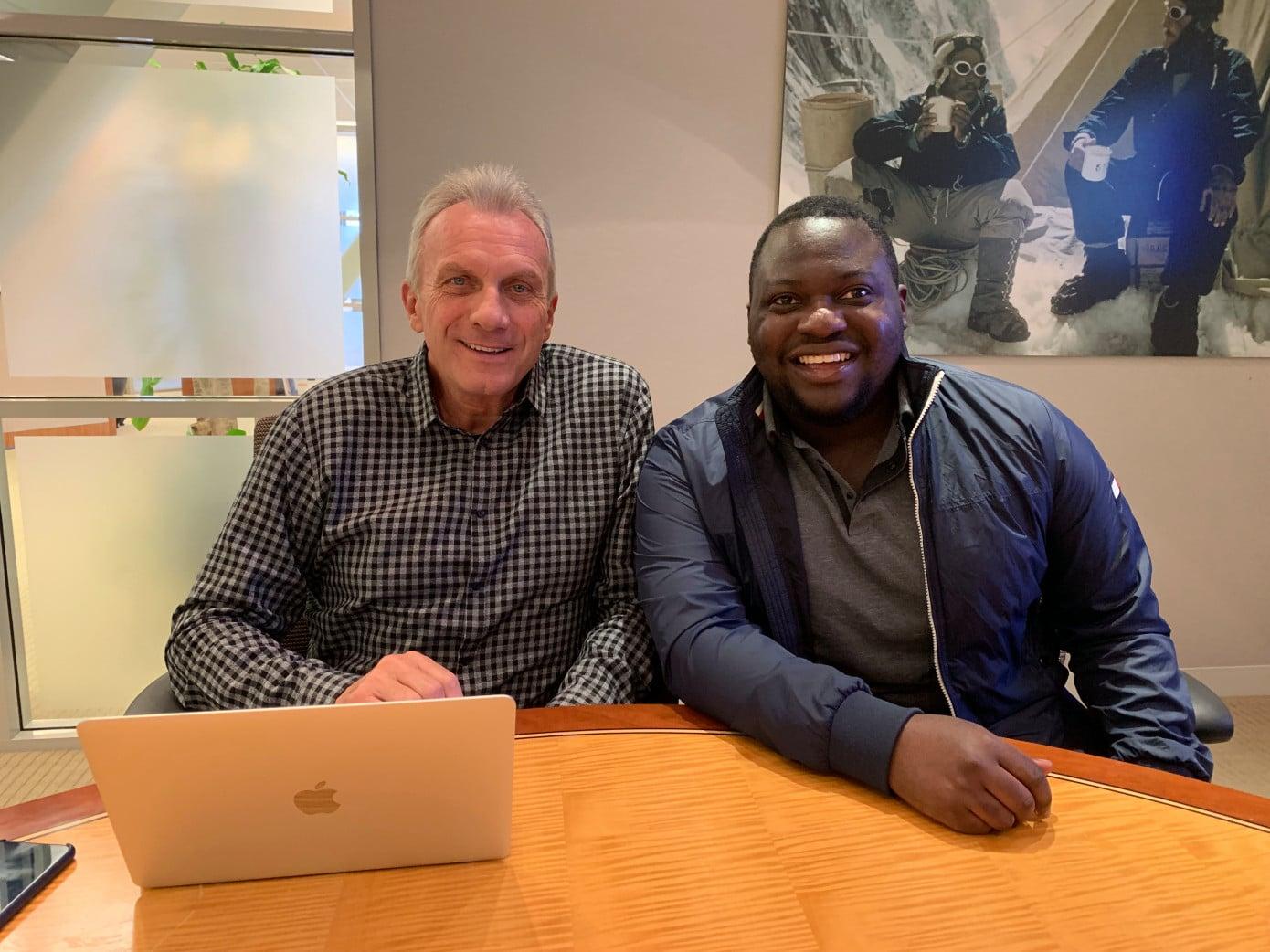 Ghanaian Fintech Startup