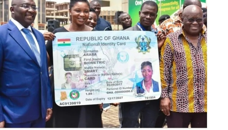 How To Register For The Ghana Card Online In 2020