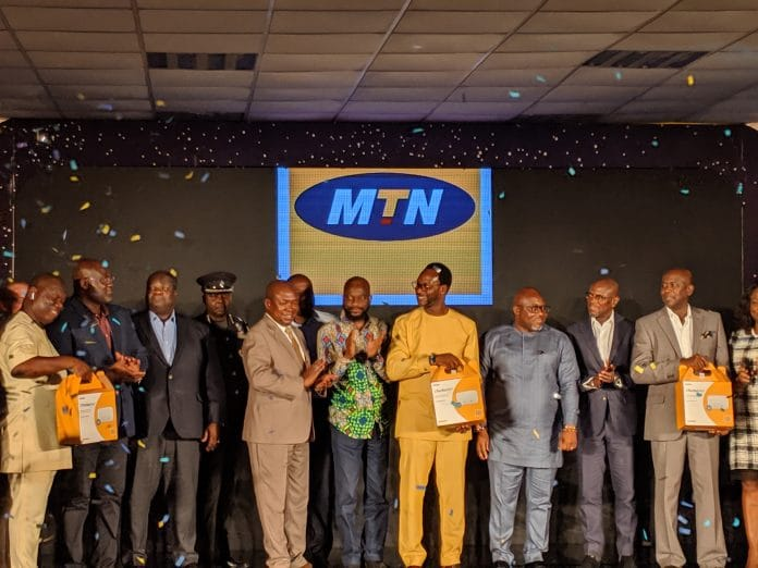 MTN Ghana Officially Launches TurboNet For High Speed Internet