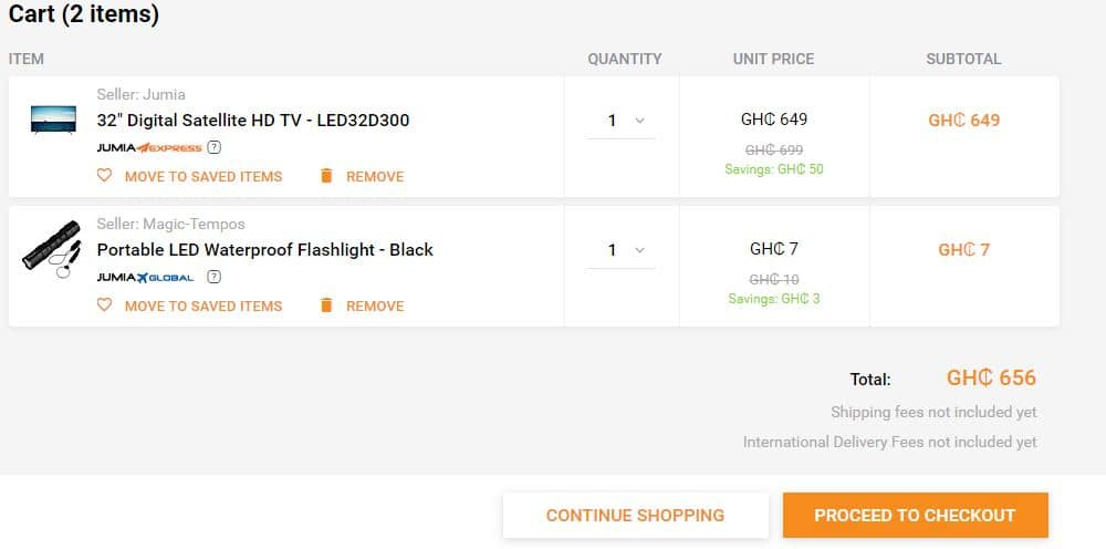 How To Order At Jumia As An Ecommerce Platform