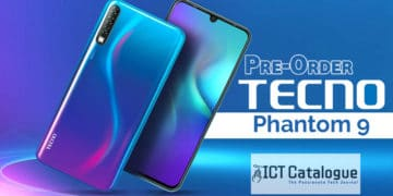 Get GHS 599 Worth of freebies For The Phantom 9 Pre-Order From Tecno Ghana