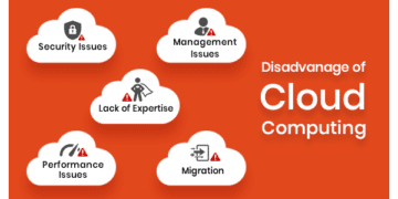 Disadvantages Of Cloud Computing