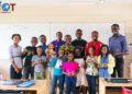 Practical STEM in Ghana: Robotics Training for Kids