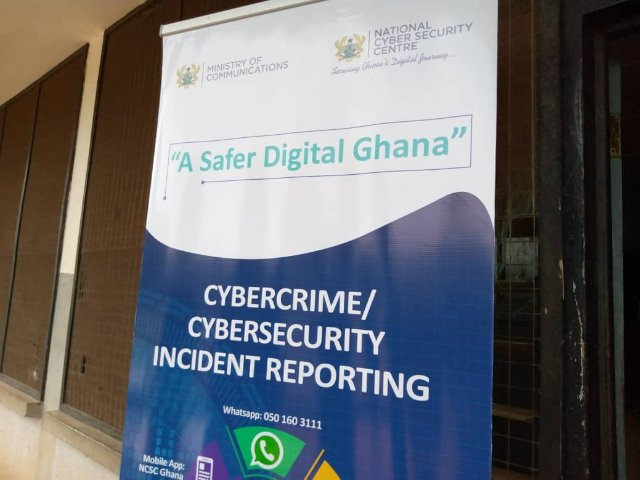 National Cyber Security Centre educates students on cybercrime