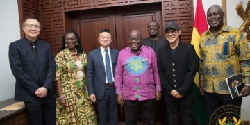 Coronavirus: Ghana Receives Jack Ma's Medical Supplies