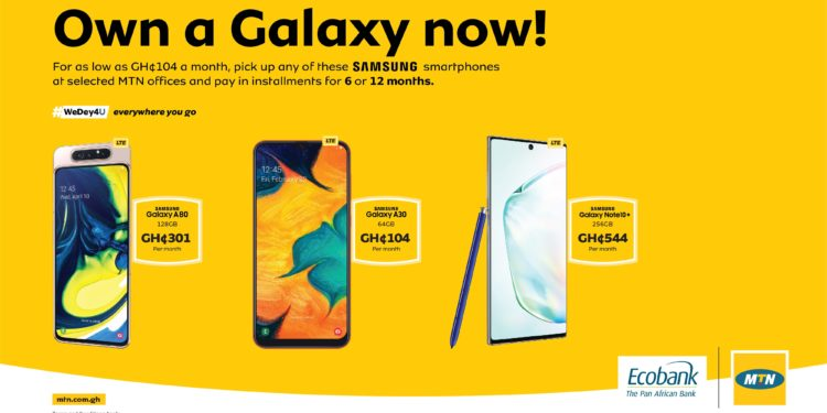 How To Buy Samsung Smartphones And Pay Later In Ghana