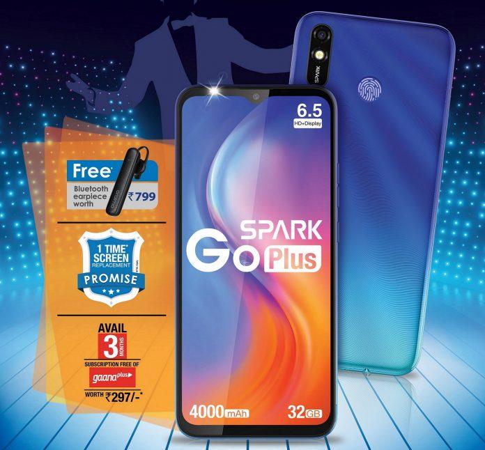 TECNO Announces New Spark Go Plus With Cheap Prices