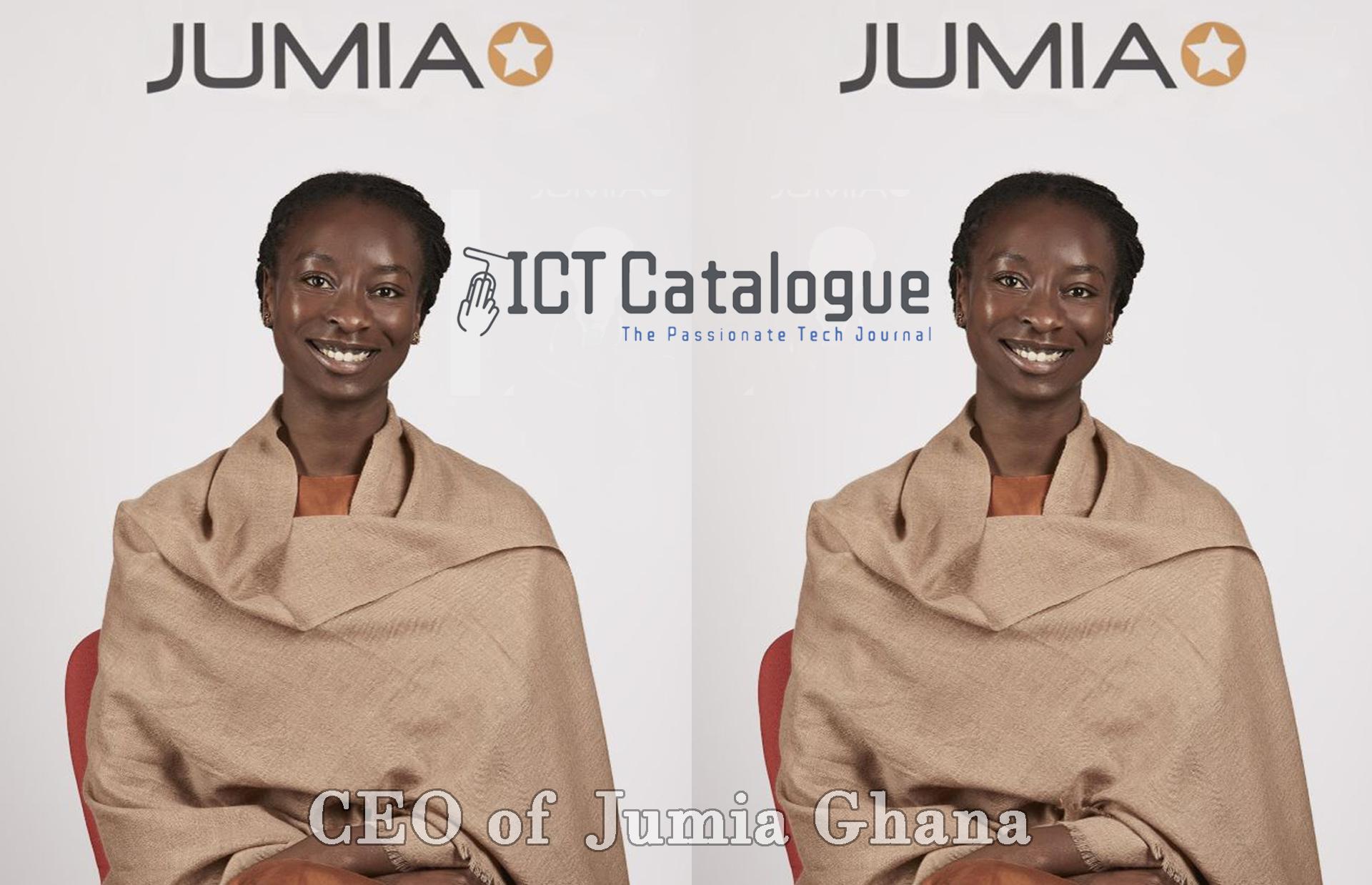 Jumia Ghana Appoints Diana Owusu-Kyereko As CEO