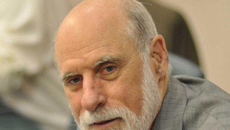 Coronavirus Oubreak: 'Father of Internet' Vint Cerf tests positive for COVID-19