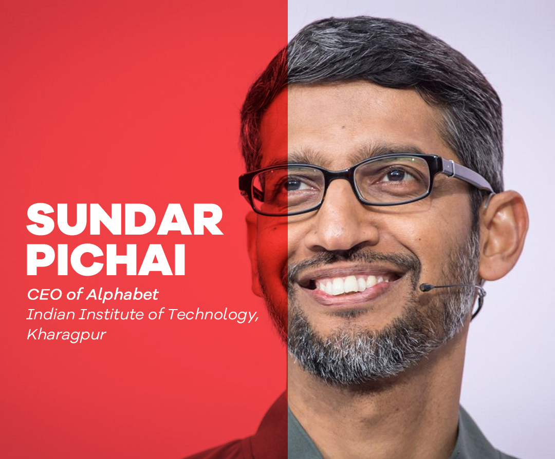 Top 5 Indian Tech Geeks That Have Conquered The World