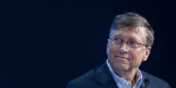 Bill Gates, founder of Microsoft Corp. and co-chairman of the Bill and Melinda Gates Foundation.