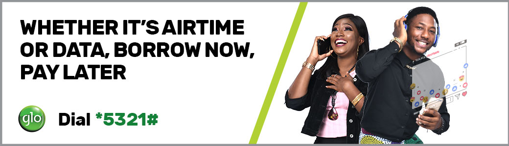 How To Borrow Airtime On Glo Ghana