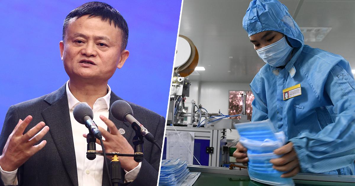 How Tech Company Like Alibaba Is Helping To Fight Coronavirus