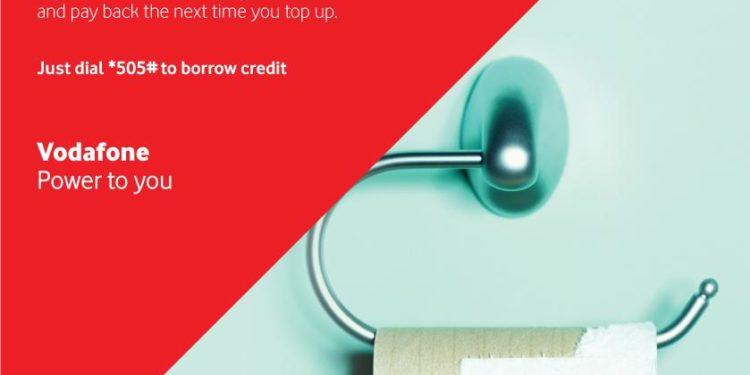 How To Borrow Airtime On Vodafone Ghana