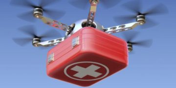 Government Introduces Usage Of Drones In Transporting COVID-19 Samples
