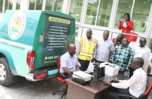 How To Renew Your Drivers License Online in Ghana