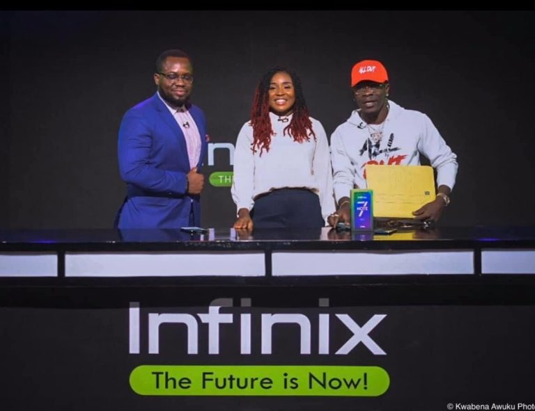 Infinix Ghana Extends Ambassadorial Deal With Shatta Wale