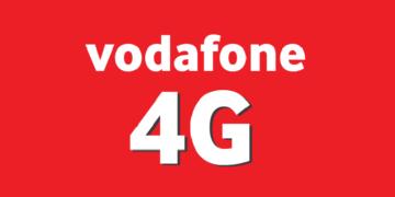 Vodafone 4G Service in Ghana