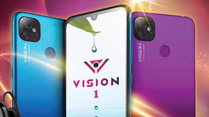 iTel Vision 1 Specs