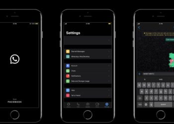 Enable WhatsApp Dark Mode For iPhone