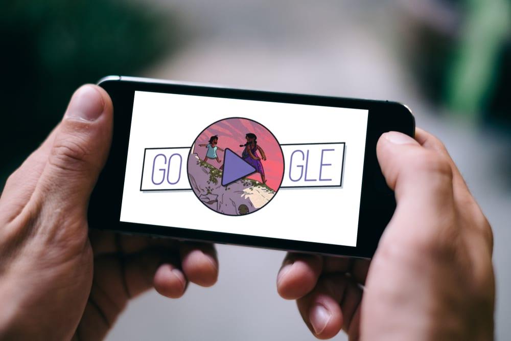 Popular Google Doodle games