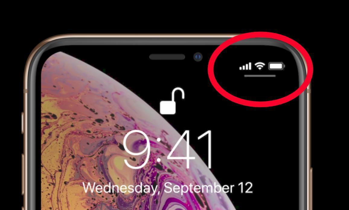 Fix iPhone XS Max That Keeps Prompting A No Service Error
