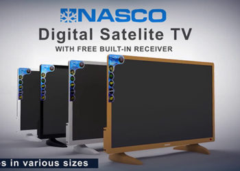 How To Scan For Free To Air Satellite Channels On Nasco TV