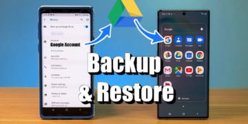 How To Backup Your Text Messages From Android To Gmail Account