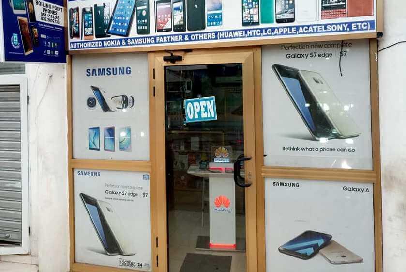Best Shops To Buy Mobile Phones in Ghana