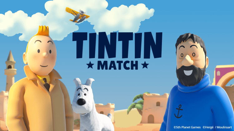 """""""Tintin Match"""" Launches Today For Android And iOS - Check Out The New Trailers"""