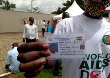How To Verify Your Voter ID Card Details In Ghana