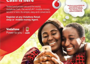 How To Register Vodafone Cash Account Online In Ghana