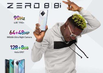 Infinix Zero 8i price in Ghana