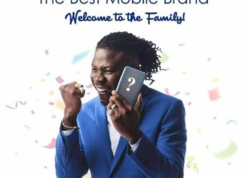 Stonebwoy Gets A Deal With Tecno Mobile As Brand Ambassador