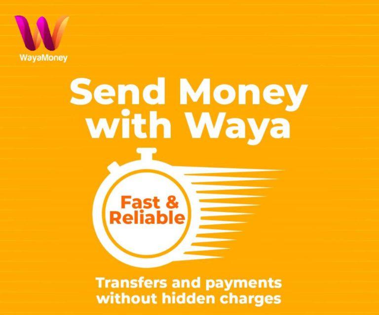 How To Send Money Across Africa With Waya Money