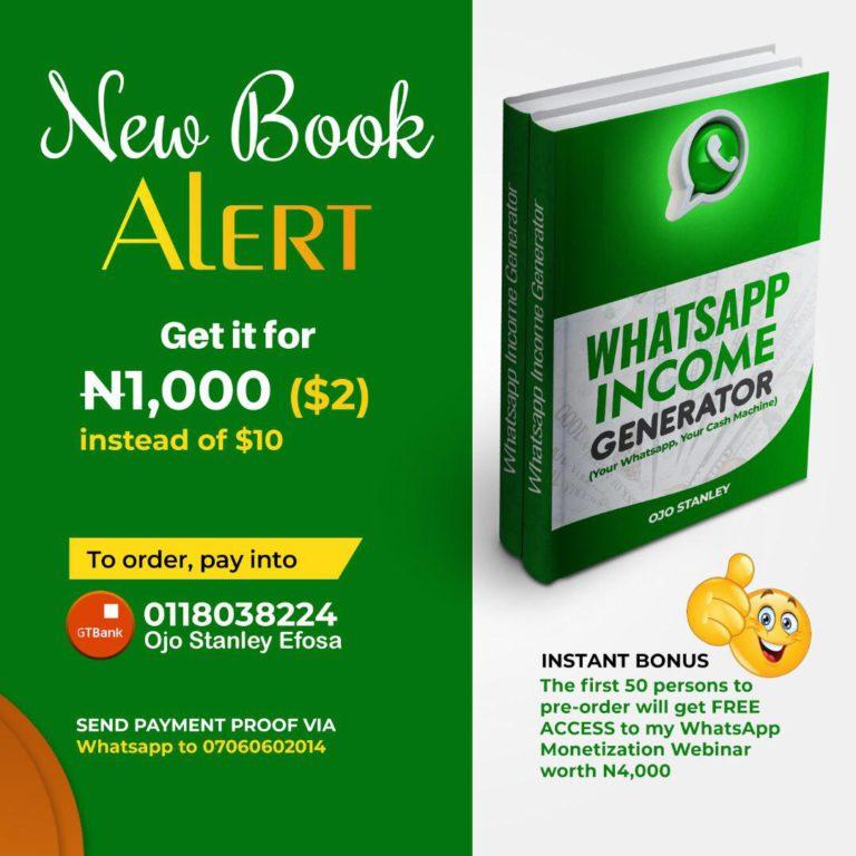WhatsApp Monetization