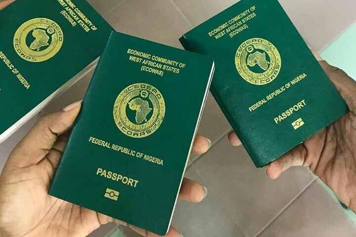 Apply for Nigerian passport online