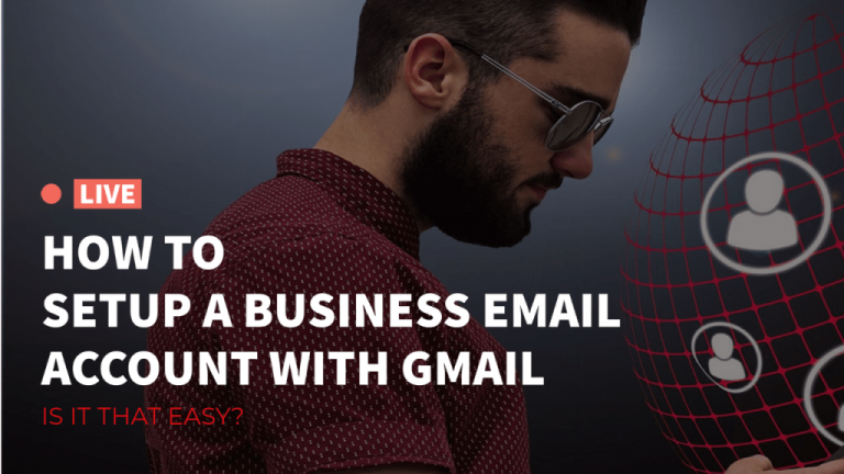 How To Create A Business Email With Gmail 2021