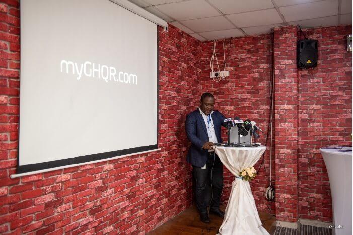 Hubtel Launches myGhQR.com App