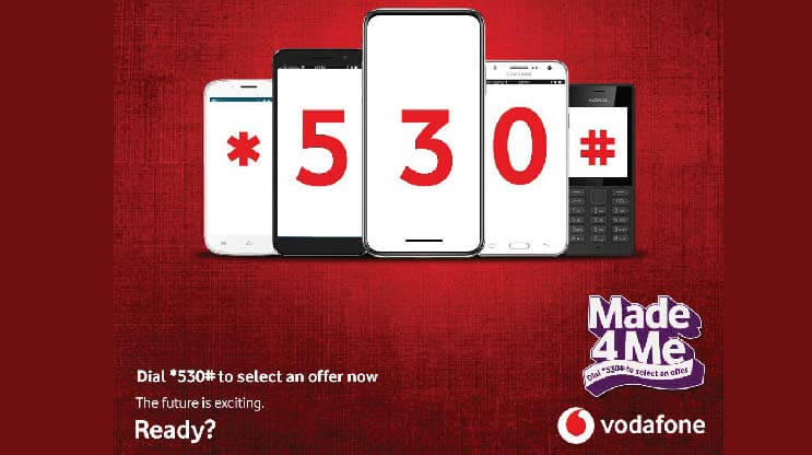 Vodafone Ghana Made4Me