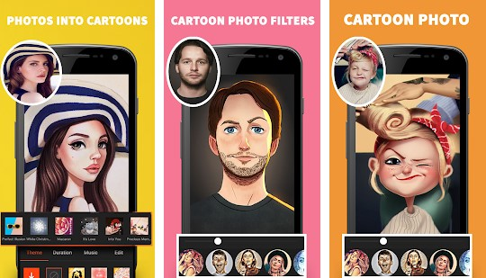 Top 5 Apps That Can Transform Yourself Into A Cartoon
