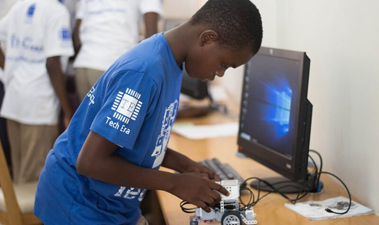 Computer and IT training schools in Ghana