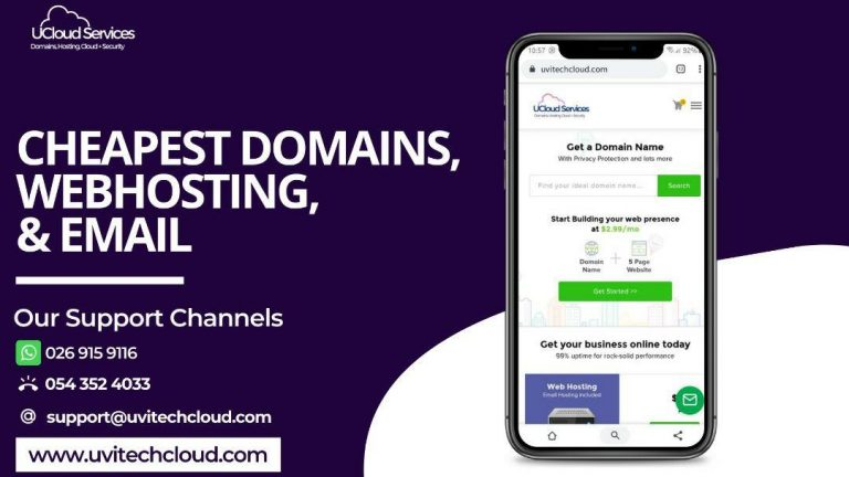 Uvitect Cloud Hosting Services