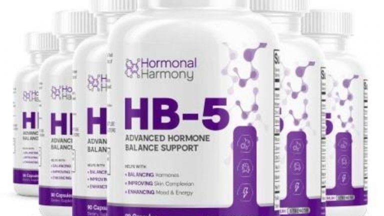 Hormonal Balance HB-5  Review