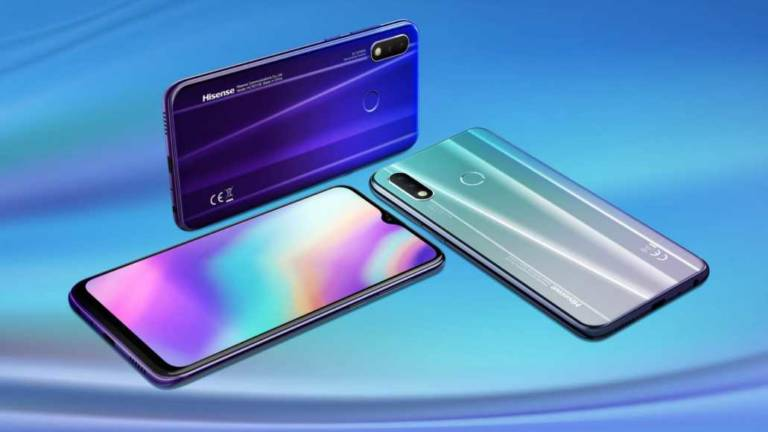 latest hisense phones prices in Ghana