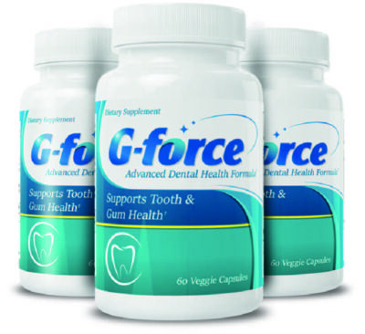 G-force Teeth & Gums Review