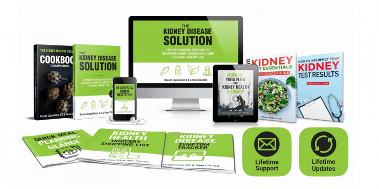 Chronic Kidney Disease Solution Review